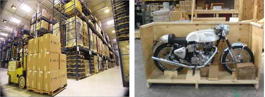 Warehousing & Packing Services